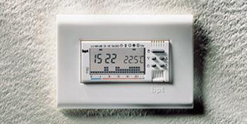 Th 300 th 345 for Bpt termostato istruzioni
